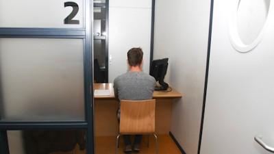 Aangifte doen op het bureau