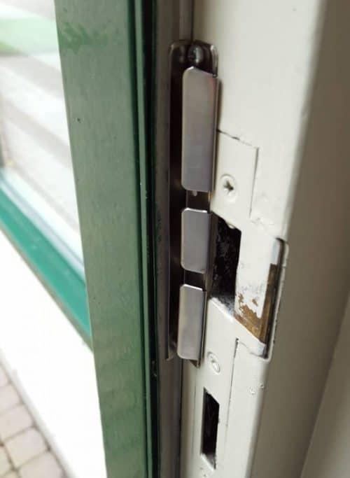 KMH voordeurbeveiliger (anti flipper tool)