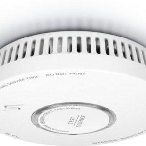 Alecto SCA-10 Rookmelder en koolmonoxidemelder in één - Snelle waarschuwing bij rook