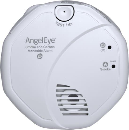 AngelEye Rook- en Koolmonoxidemelder SCO5-AE-CE - Incl. batterijen