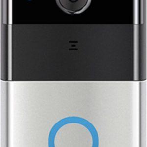 Draadloze WiFi Video Deurbel Pro| iOS/Android app | Inclusief batterijen