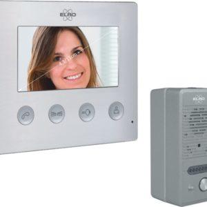 ELRO DV424W Video Deurintercom - 4