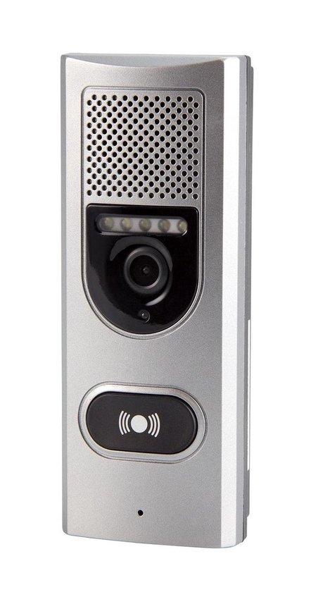 Alecto ADI-250 Draadloze digitale deurbel met camera